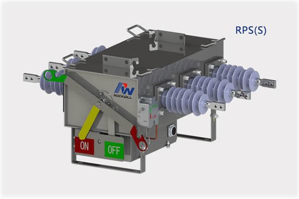 Manual operation SF6 load break switch