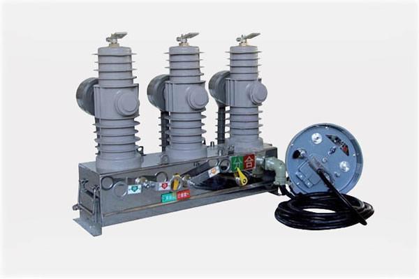 pole mounted vacuum circuit breaker