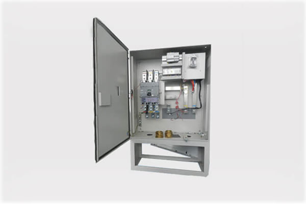 GGD Low voltage wall mounted panel