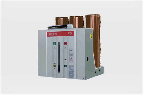 Indoor fixed type vacuum circuit breaker