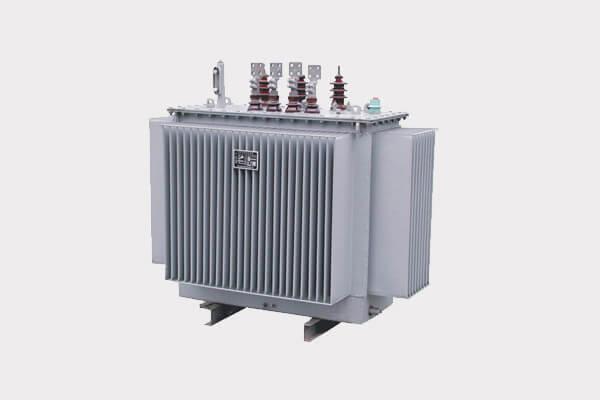 11kV 3 phase oil immersed distribution transformer