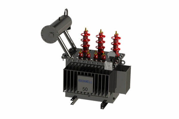 11/0.4KV 50kVA oil-immersed Distribution transformers