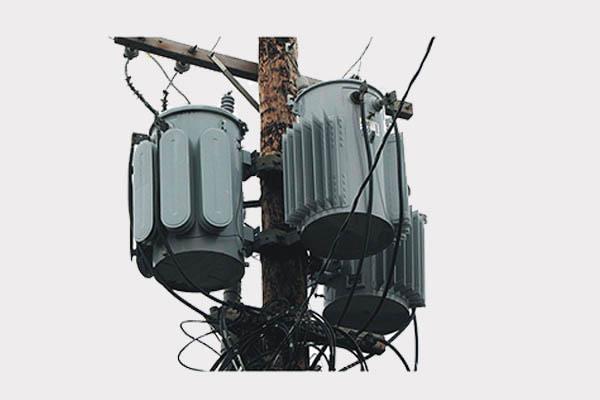 csp pole mounted transformer