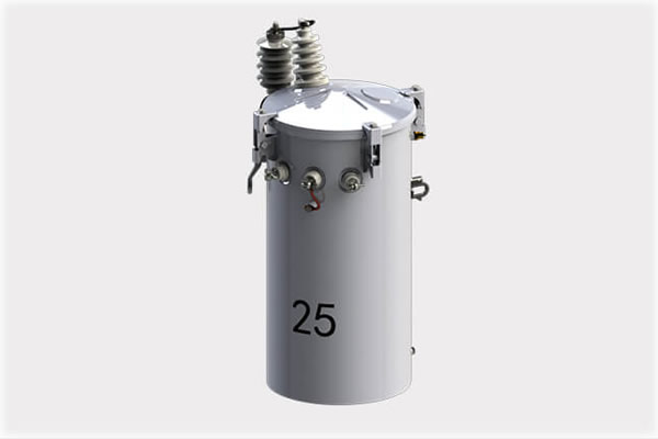 Pole mounted Single phase CSP transformers