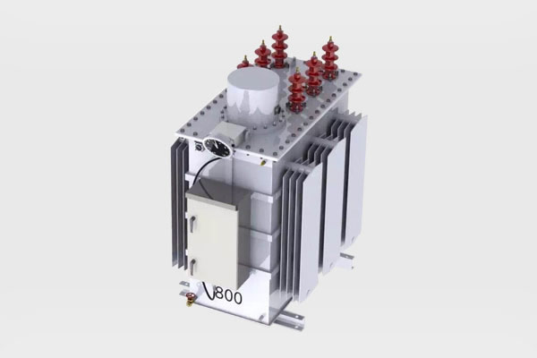 three phase station step voltage regulator