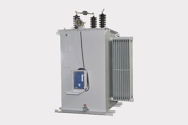 substation step voltage regulator