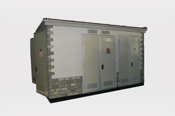 20kV 22kV EU style compact substation