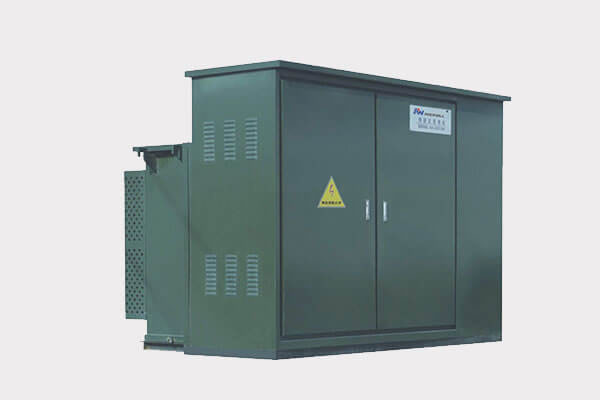33kV 2500kVA pad mounted transformer