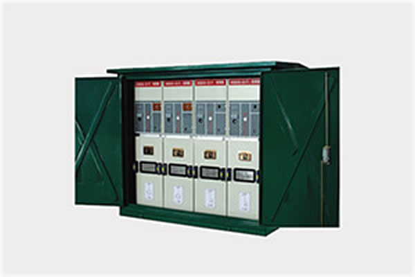 Prefabricated switchgear substation
