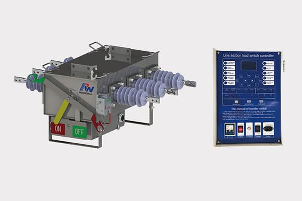 RWK-381 SF6 Load Break Switch Controller
