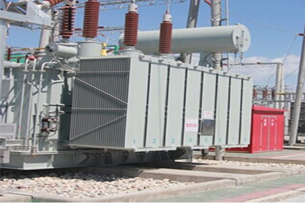 Whole solution for substation