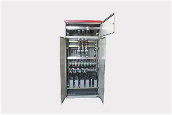 Reactive power compensation switchgear