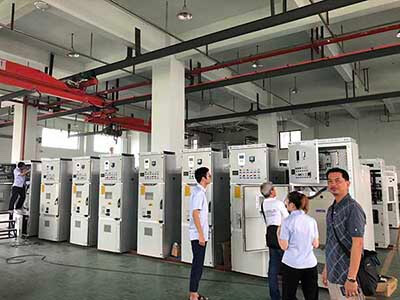 Rockwill Metal Clad Switchgear Factory
