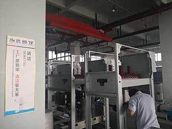 switchgear assembly