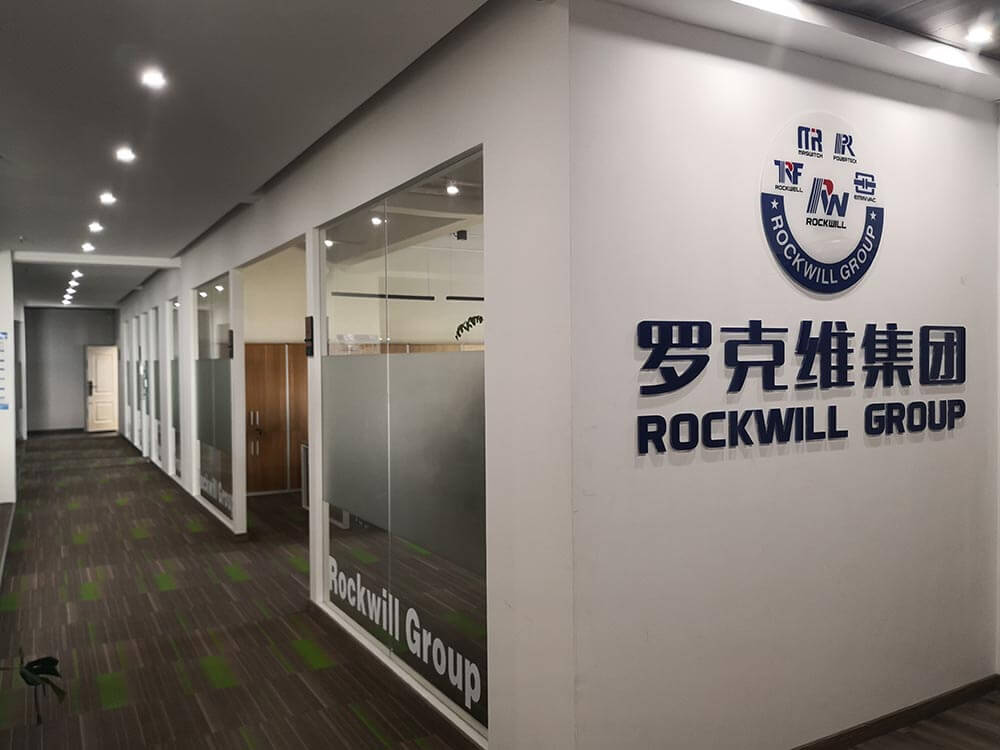 Rockwill Electric group headquarters
