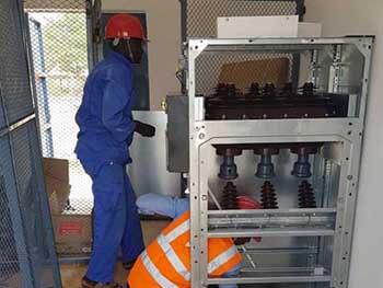 rockwill distribution equipments in west africa