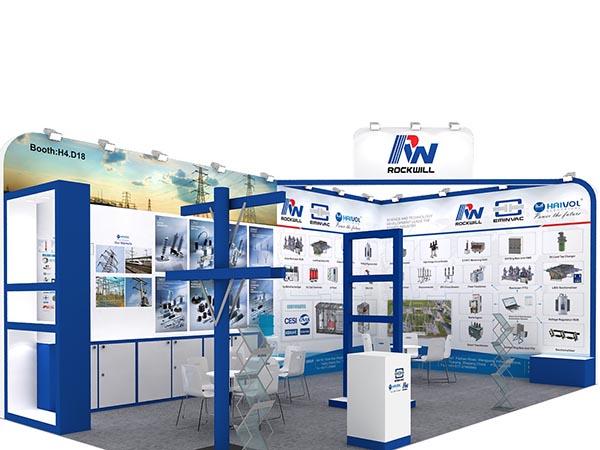 Rockwill attend Dubai MEE Exhibition 2020