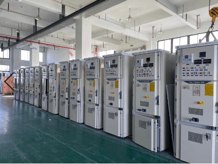 KYN28 switchgear for KPLC