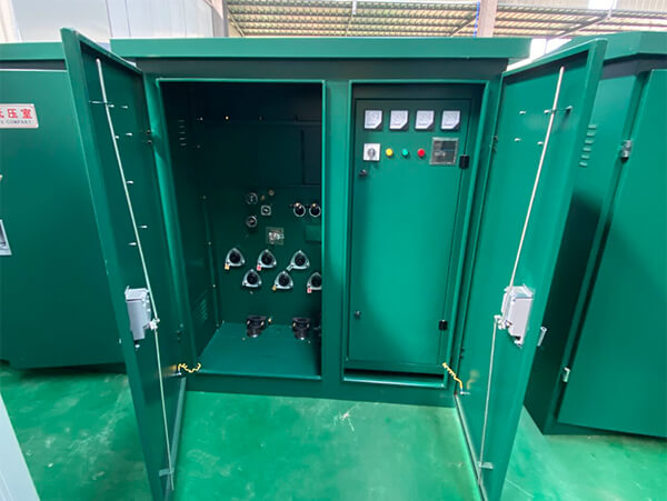China pad mounted transformer