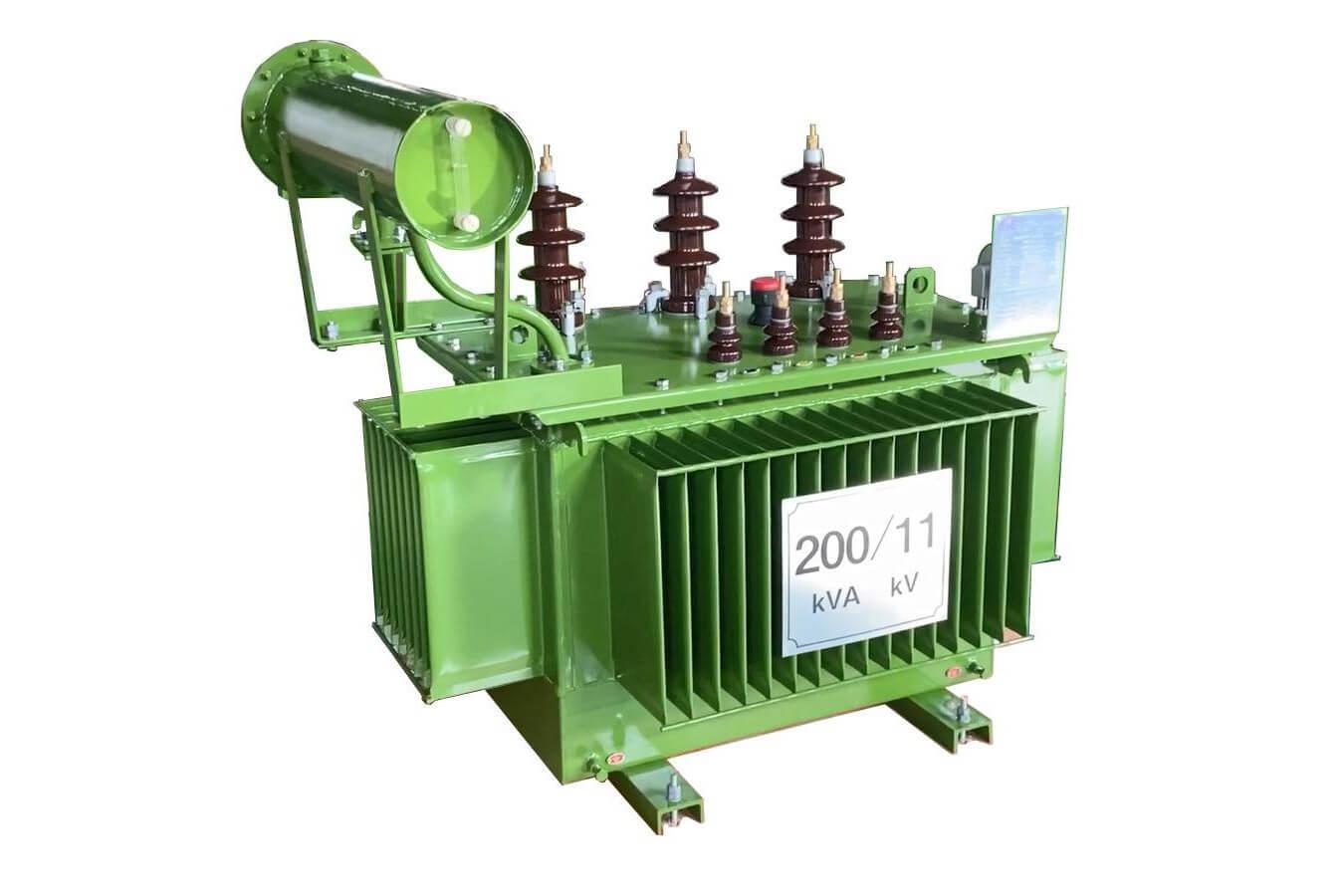 China 11kV 200kVA Oil Distribution Transformer