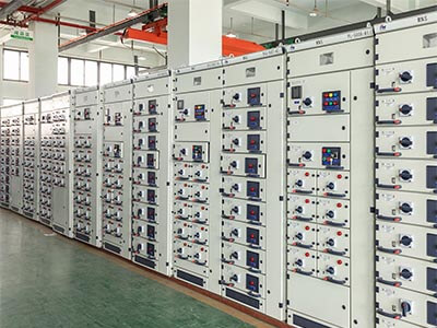 Low Voltage Switchgear Assembly Line