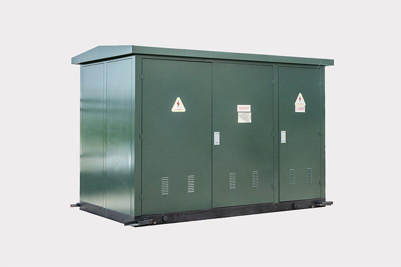China Prefabricated Compact Substation
