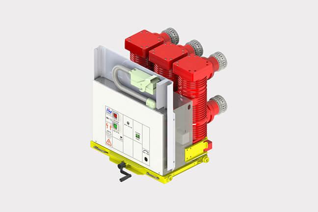 China 12kV indoor sf6 circuit breaker