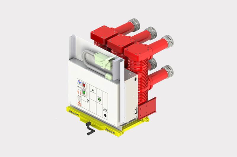 24kV China indoor sf6 circuit breaker