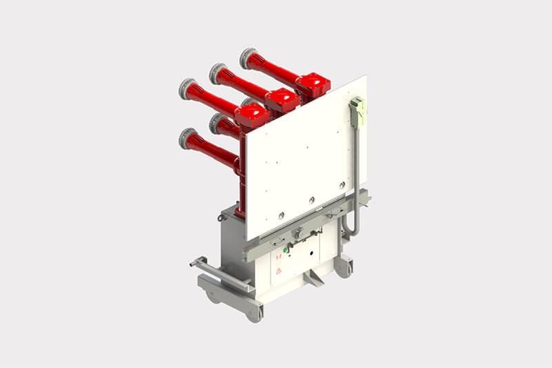 40.5kV indoor sf6 circuit breaker