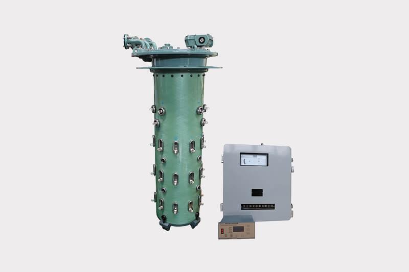 high voltage on load tap changer