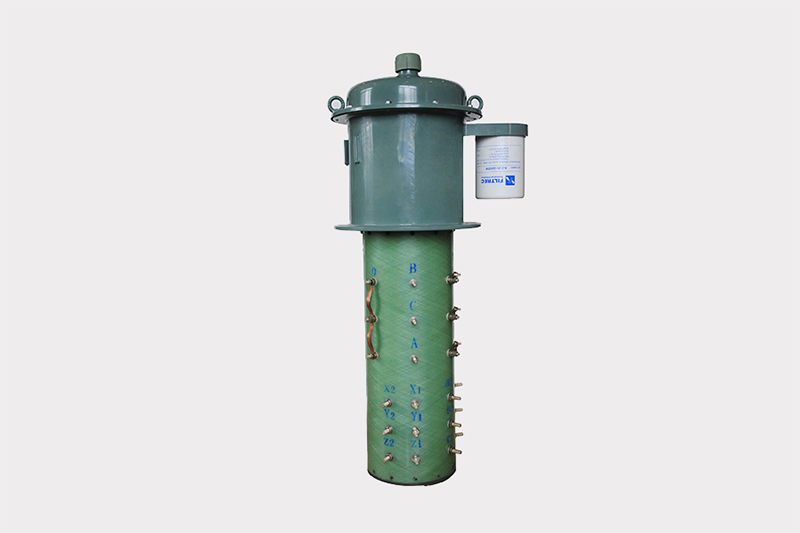 On-load capacity regulation tap-changer with on-line oil filtering