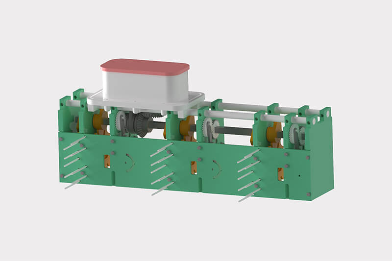 China vacuum on load tap changer OLTC