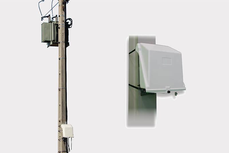 LV Pole Circuit Breaker / Digital Trip Unit