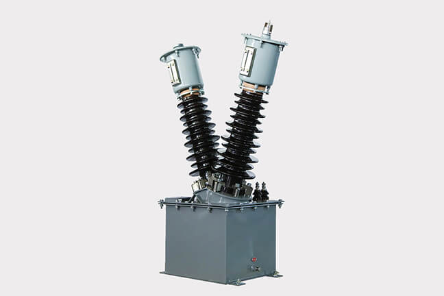 China Outdoor Oil Filled Voltage Transformer