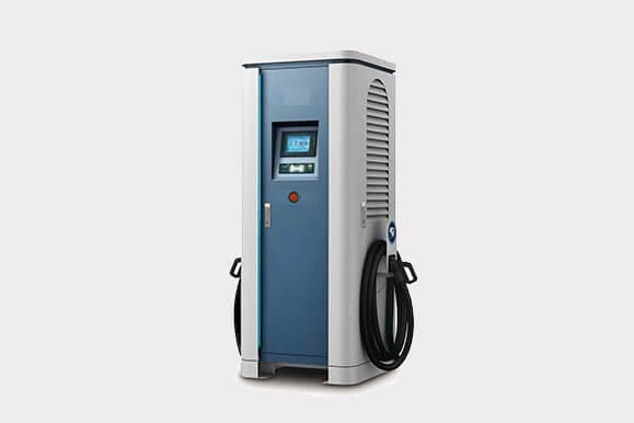 China DC Fast EV Charger