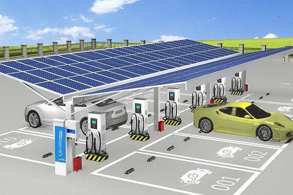 PV & Energy Storage System in EV Charging Station