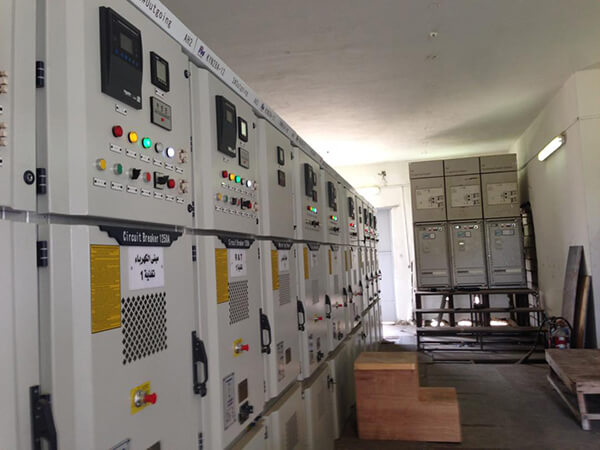 Switchgear for UNICO Petroleum