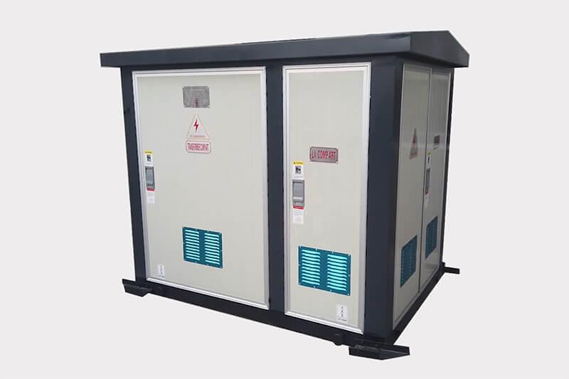 20kV 100kVA prefabricated compact substation