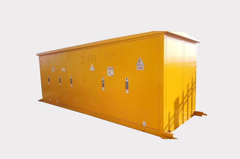 China 630kVA 33kV prefabricated compact substation