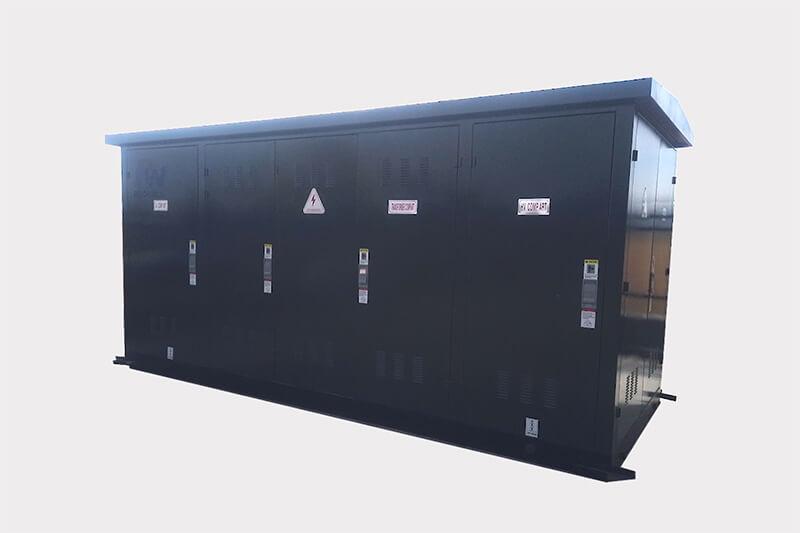 China 15kV Prefabricated Compact Substation