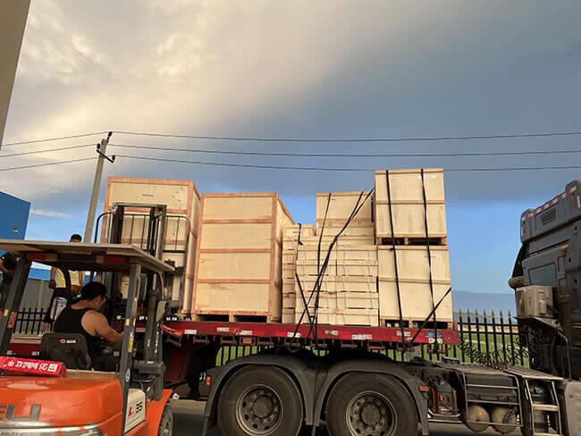shipping Power distribution equipments to Mongolia