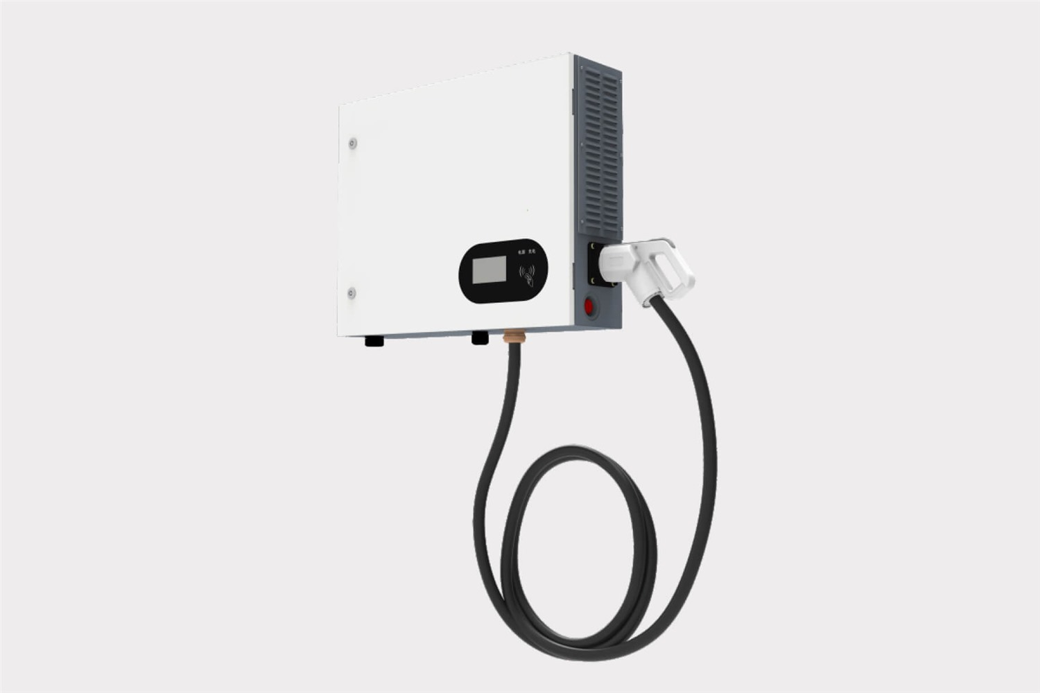 China 30kW Wall-mount DC EV Charger