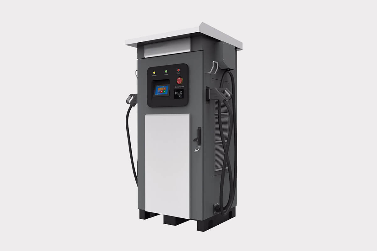 60kW-160kW DC Fast EV Charger